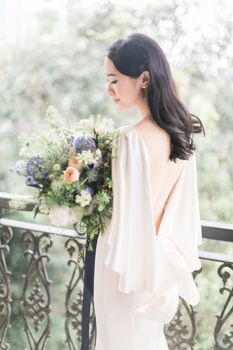 當Bridal shop 遇上 Fashion Blogger (part 2)