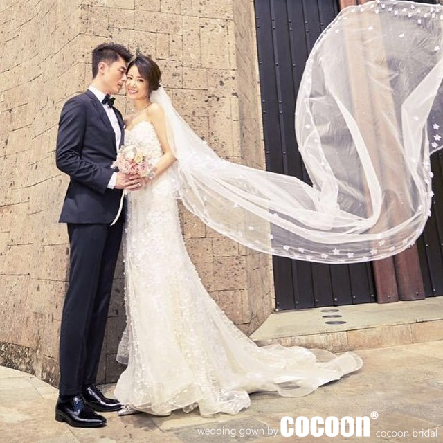 ruby lin wedding gown 2