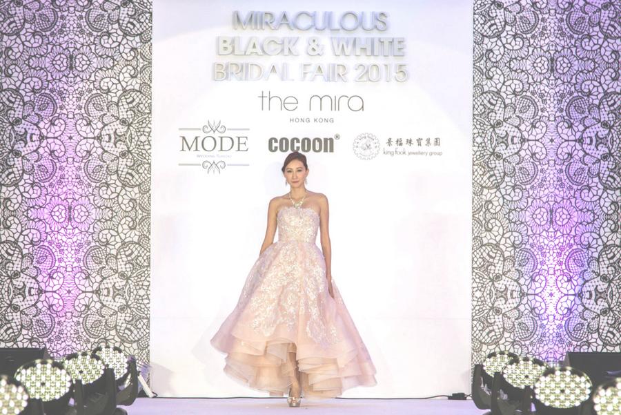 The Mira Show - Miraculous Black & White Bridal Fair 2015