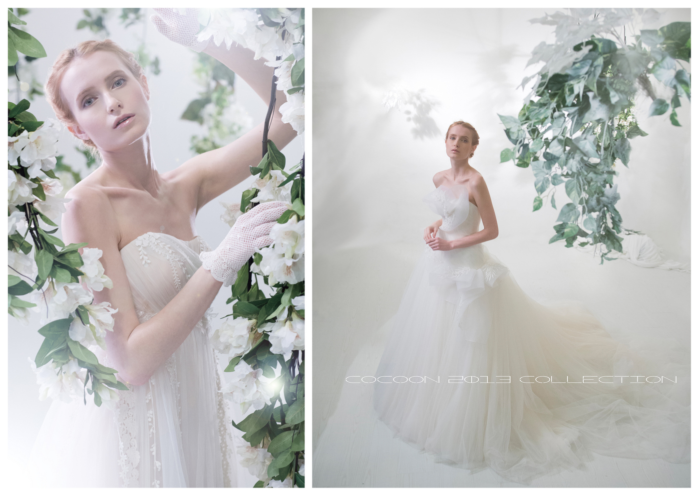 Saja Wedding 2013 Collection: Cocoon 2013 Collection